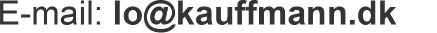 attourney kauffmann